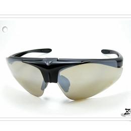 【保證獨家】視鼎Z-POLS頂級系列超酷茶褐款可配度數太陽眼鏡,全台首賣!!(加贈運動收納盒!)