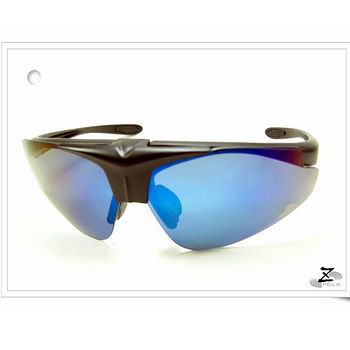 【保證獨家】視鼎Z-POLS頂級系列超酷七彩款可配度數太陽眼鏡,全台首賣!!(加贈運動收納盒!)