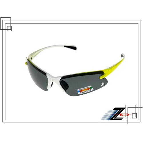 兒童專用【Z-POLS專業級推薦款】100%美國寶麗來偏光運動型(烤漆雙漸白黃款)太陽眼鏡,寶貝戴了超舒適,全新上市!(加送原廠掛鉤盒)