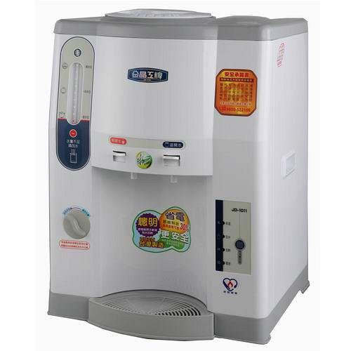 晶工牌節能科技全開水溫熱開飲機 ^(JD~1011^)