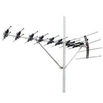 PX大通鋁合金UHF超強接收數位天限架 UA-24