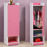 《C&B》快樂學習衣架收納櫃