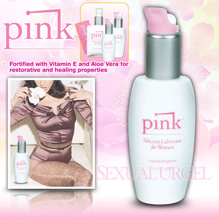 美國Empowered Products-Pink 矽樹脂潤滑劑 3.3oz (100ml)