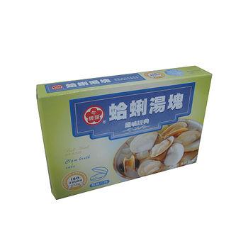 牛頭牌蛤蜊湯塊11g*6小塊