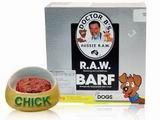 Docky嚴選* 頂級寵物美食 澳洲巴夫犬貓生食肉餅 雞肉口味