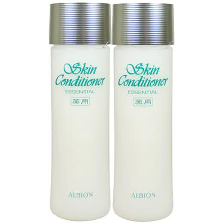 ALBION艾倫比亞 健康化妝水(330ml)*2