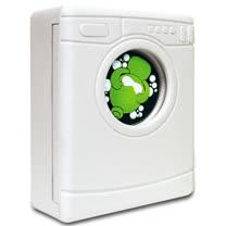 【髒小人洗刷刷】洗衣機膠台 (三款顏色可以選)