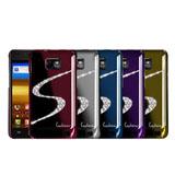 【SCJ】DreamPlus 施華洛世奇-水鑽S logo i9100 Galaxy S2保護殼