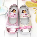 【童鞋城堡】朵拉亮面典雅精緻休閒鞋{台灣製造}DR7043