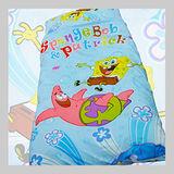 海綿寶寶.朋友.標準型兒童睡袋.全程臺灣製造