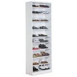 超值高十層鞋櫃