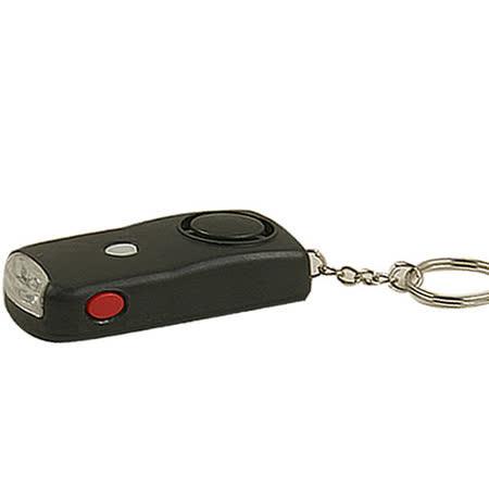 隨身警報器附燈-UL-168(2入)
