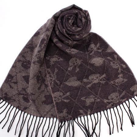 【部落客推薦】gohappy 線上快樂購Vivienne Westwood 骷髏菱格線條羊毛圍巾-咖啡紫好用嗎sogo 中 壢