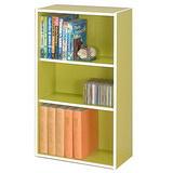【奧古斯塔】DIY三格收納櫃/書櫃
