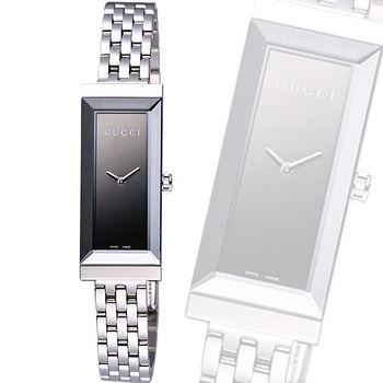 GUCCI G-Frame 系列Ladies長錶徑女錶(YA127501)-咖啡色