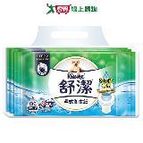 舒潔濕式衛生紙家庭包40抽*3包