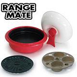 韓國Range Mate 遠紅外線萬用多功能烹飪鍋(微波爐專用) RM-001