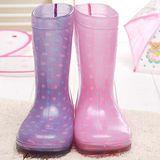 【童鞋城堡】朵拉透明果凍雨鞋{台灣製造}DR7016