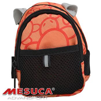 《購犀利》日本品牌【MESUCA】圖騰花紋個性化隨身小腰包/掛包-2入(多款顏色,可搭配挑色)
