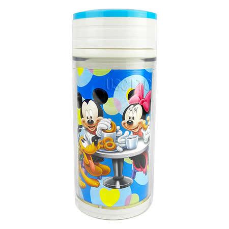 迪士尼可換裝相框保溫杯-400ml