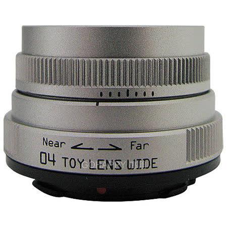 PENTAX Q 04 Toy Lens Wide 6.3mm F7.1 廣角鏡頭 (平行輸入).-加送拭鏡布套