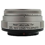 PENTAX Q 05 Toy Lens Tele Photo 18mm F8 望遠鏡頭 (平行輸入).-加送拭鏡布套