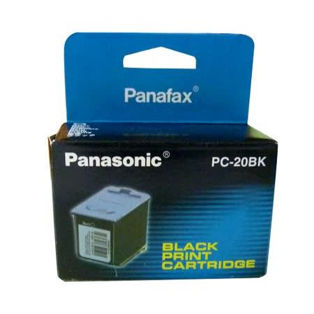 【原廠】Panasonic  PC-20BK 傳真機專用墨水匣《公司貨》