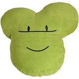 UFO悠活造型麂皮抱坐枕(Y綠)