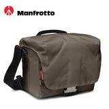Manfrotto BELLA V 側背包(灰綠)    *加贈SANWA 日式粉彩相機包(不挑色)