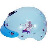 小米奇幼兒專用安全帽-水藍2入
