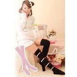 《日本Ageha小惡魔》發熱著壓機能保暖美腿襪