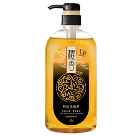 【脫普】檀香精油洗髮精800g