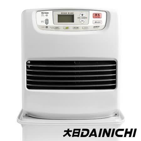 日本DAINICHI FW-37LET 日本原裝煤油電暖器 ★贈送電動加油槍/專用隔熱毯機會不多敬請把握★
