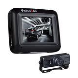 觸控式螢幕雙鏡頭行車記錄器 JU-201