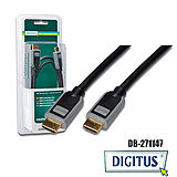 曜兆DIGITUS HDMI 1.4 頂級品牌鍍金頭線1.00m
