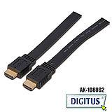 曜兆DIGITUS HDMI~AK-108062扁平線 平板線1公尺