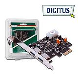 DIGITUS USB3.0 PCI-擴充卡
