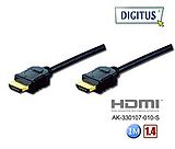 曜兆DIGITUS HDMI 1.4 鍍金線 1M