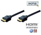 曜兆DIGITUS HDMI 1.4 鍍金線 2M