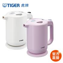 【TIGER 虎牌】1.0L電氣快煮壺(PFY-A10R)買就送虎牌350cc彈蓋式保冷保溫杯. (隨機出貨)