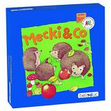 德國Beleduc貝樂多-桌上遊戲系列-刺猬木樁競賽