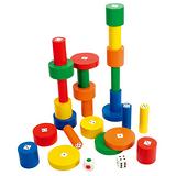 德國Beleduc貝樂多-大型-數字積木塔