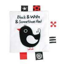 【Read & Play 布書】黑、白、紅