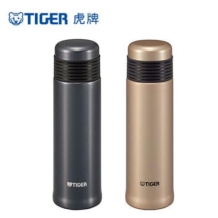 【TIGER虎牌】400cc超輕量不鏽鋼保溫保冷瓶(MSE-A040)