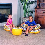 《購犀利》美國品牌【Bestway】充氣兒童沙發組