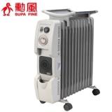 【勳風】12片葉片恆溫陶瓷電暖爐 (HF-2112)
