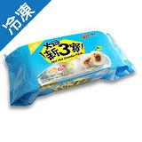 西北火鍋新三寶-藍色組合包348g(起士麻吉燒、爆濃魚子球、三杯水晶餃)