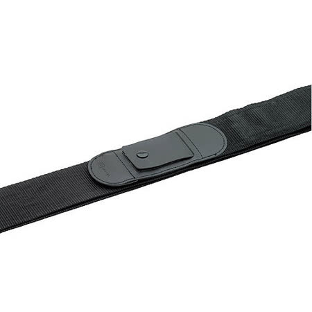 《GO TRAVEL》Velcro ID 掛牌行李綁帶(黑)