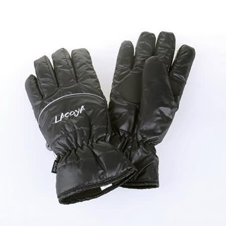 【竹炭精品】竹炭防寒保暖手套( AP050-黑色)