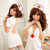 【Anna Mu】柔情進駐!二件式連身護士服